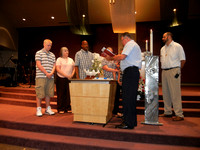 Ginny Williams Family Baptism
